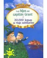 Hijos del capitán Grant y 20,000 leguas de viaje submarino