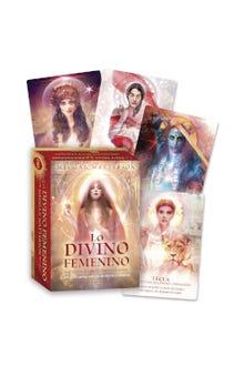 Lo divino femenino Libro + cartas