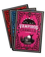 Vampiros: Drácula y otros relatos sangrientos 3 volúmenes