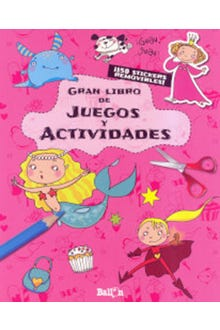Gran libro de juegos y actividades