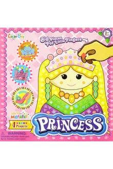 Juego de decoración de princessa