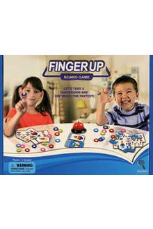 Finger up Board Game