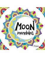 Moon mandalas